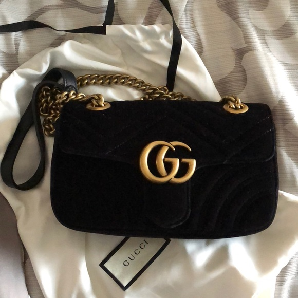 294ea56c5888 GG Marmont velvet mini bag
